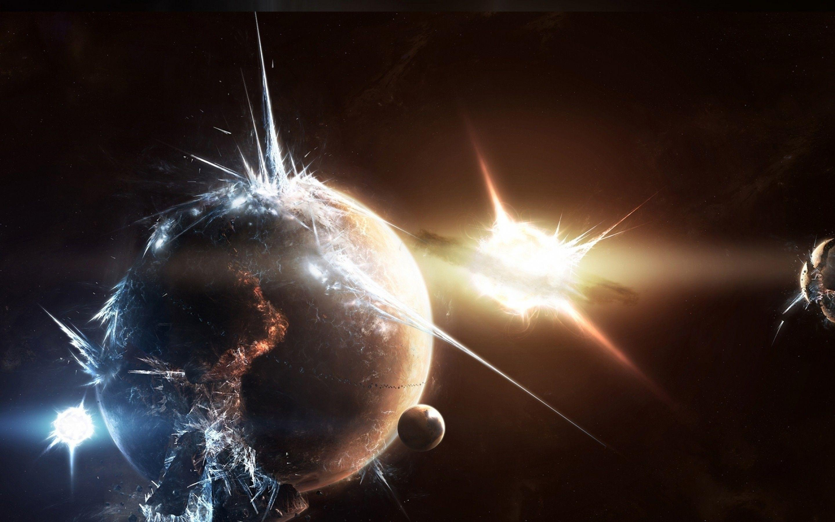 exploding planets wallpapersfor laptops - photo #14