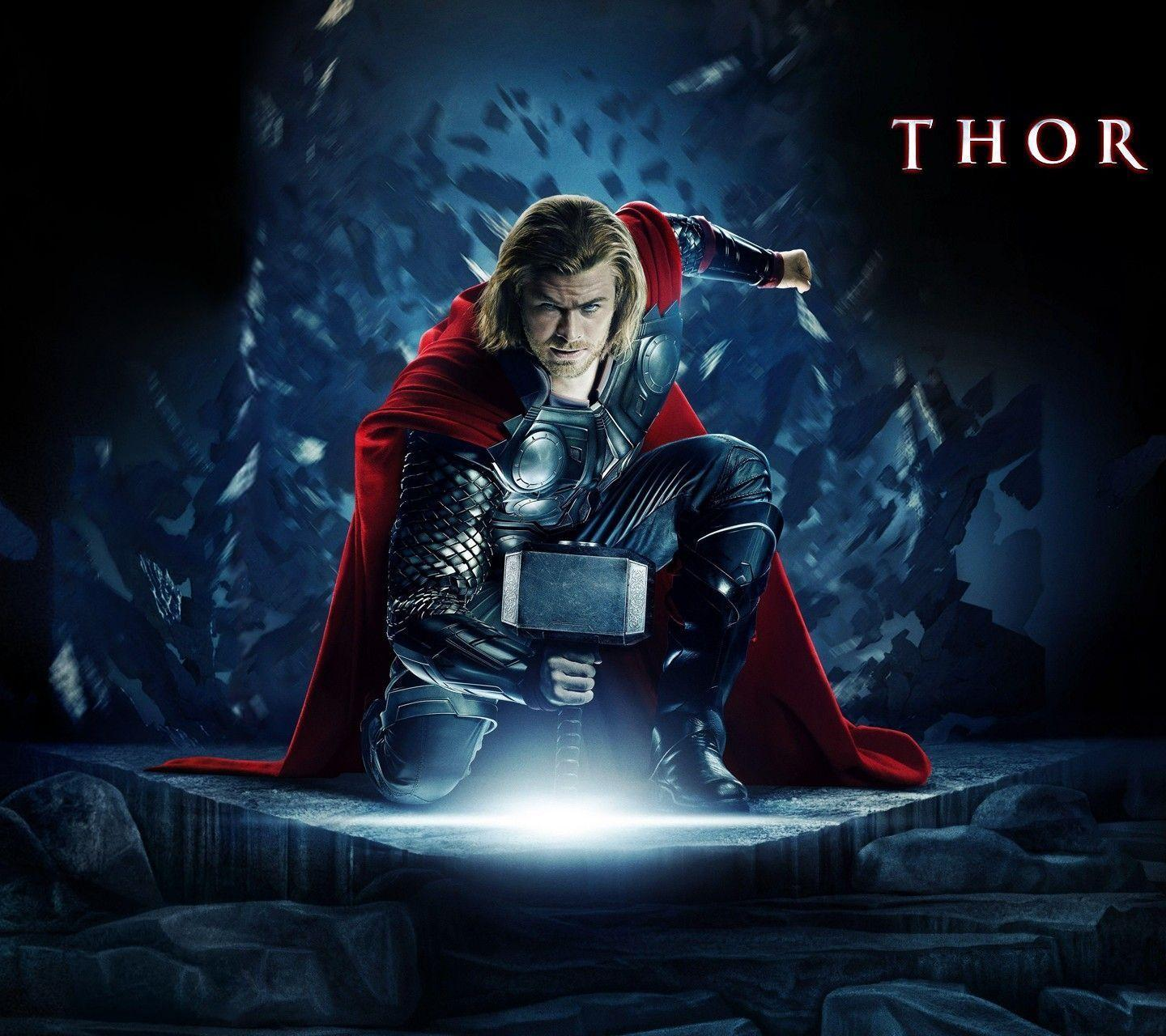 Thor wallpapers hd wallpaper cave - Marvel android wallpaper hd ...
