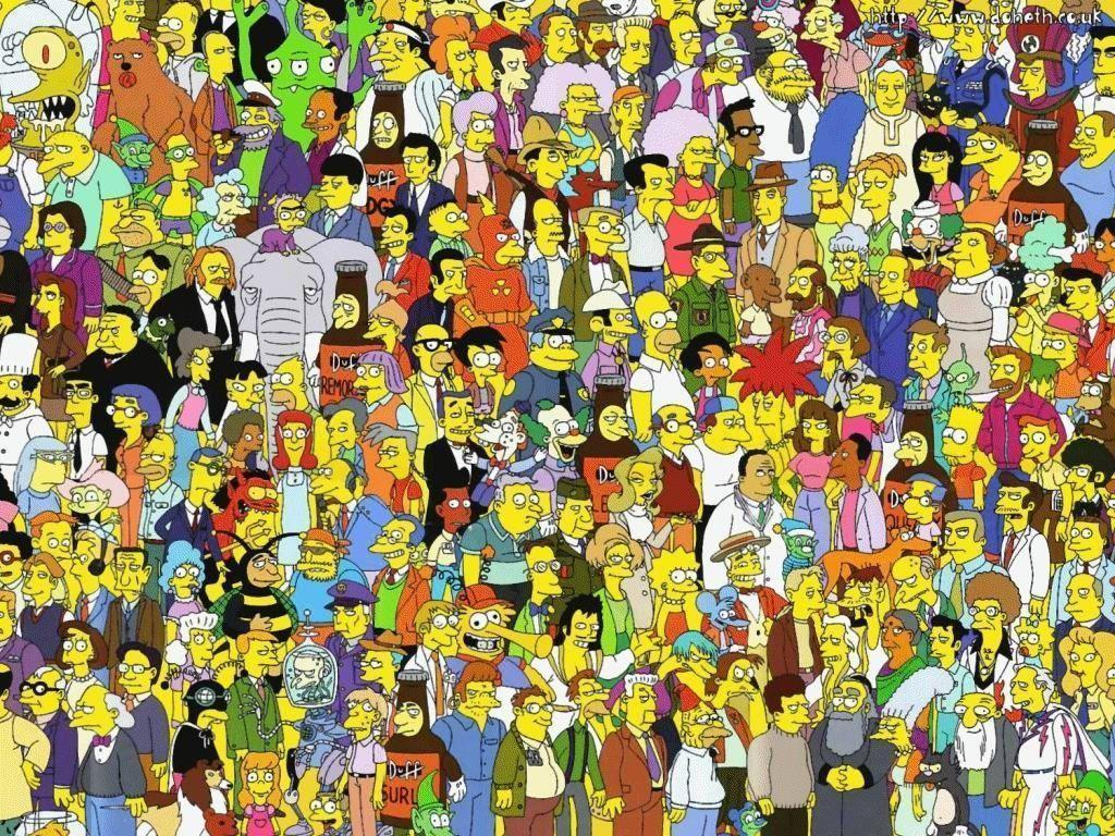 The Simpsons Wallpapers Hd Wallpaper Cave