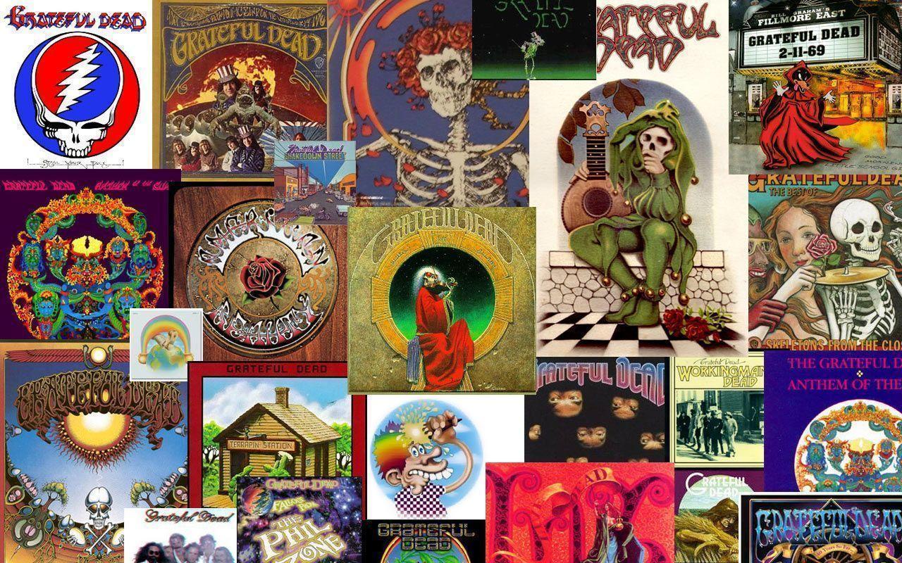 Grateful Dead Desktop Wallpaper: Grateful Dead Backgrounds