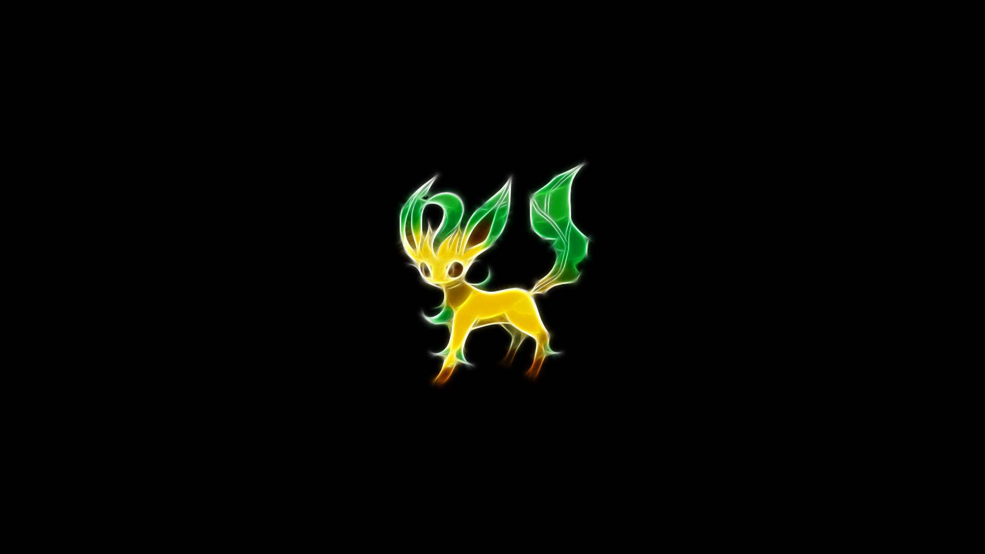 Wallpapers For > Leafeon Wallpapers