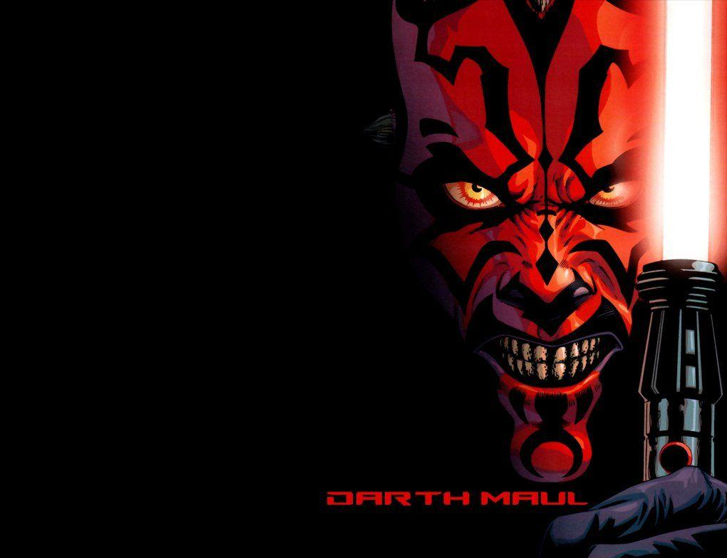 Darth Maul wallpapers by raitora