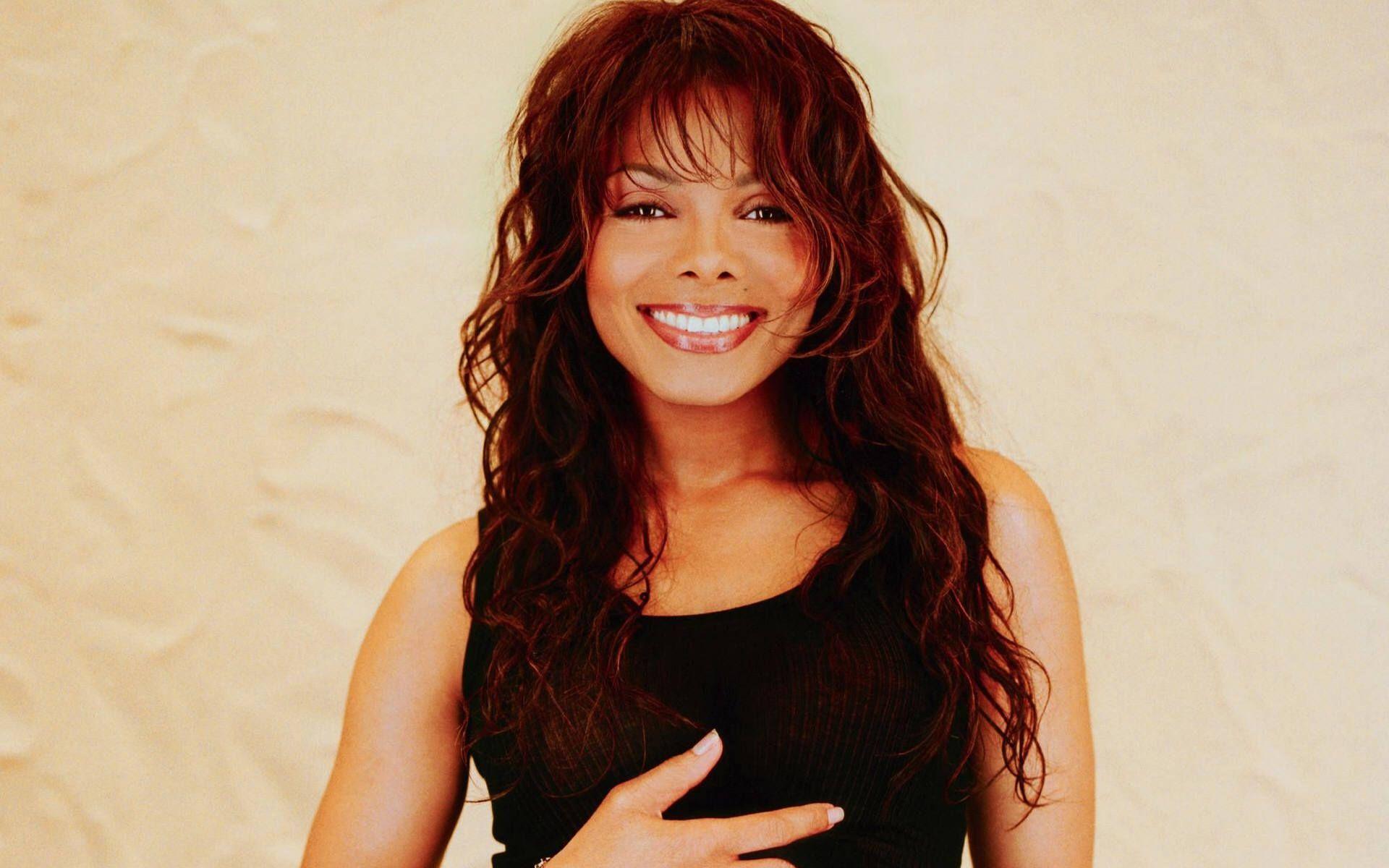 Janet - Janet Jackson Wallpaper (12556752) - Fanpop