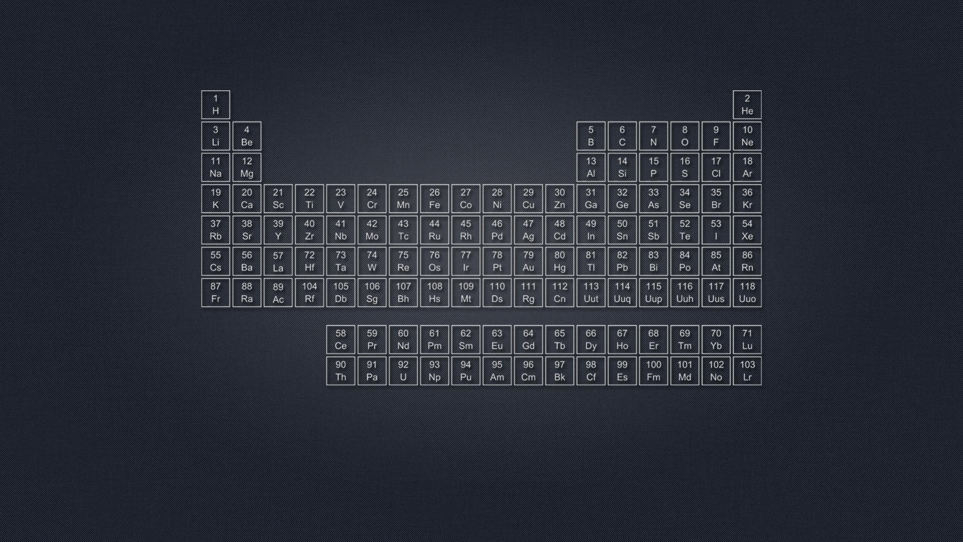Periodic table wallpapers wallpaper cave for Table wallpaper