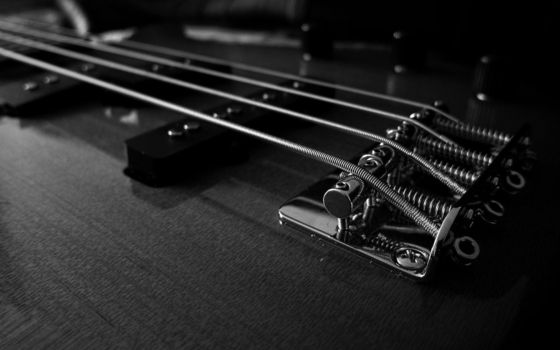 Bass Guitars Wallpapers