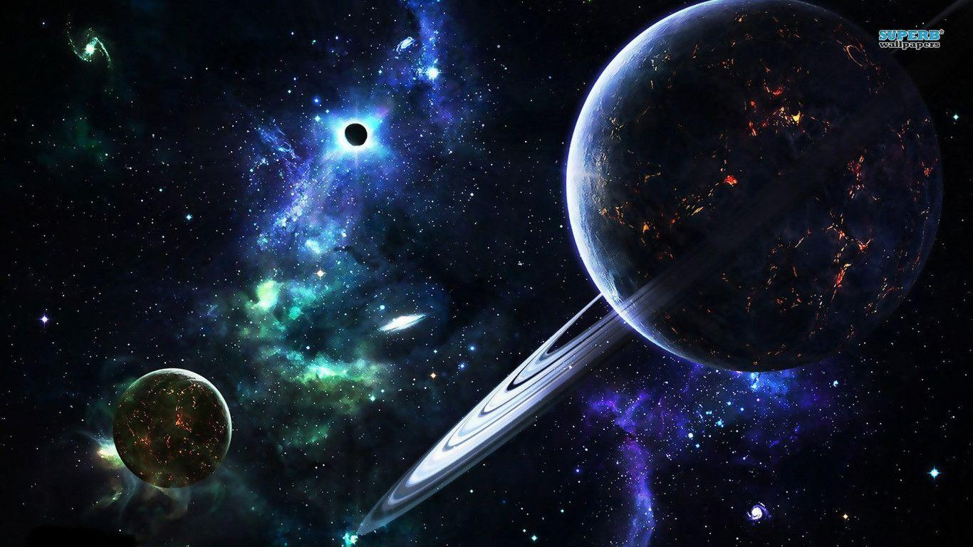 3d wallpaper colorful planets - photo #17