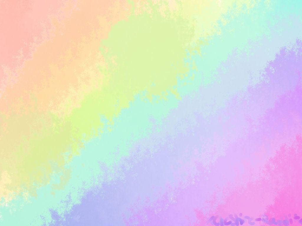 rainbow background by princesskatieforever - photo #18