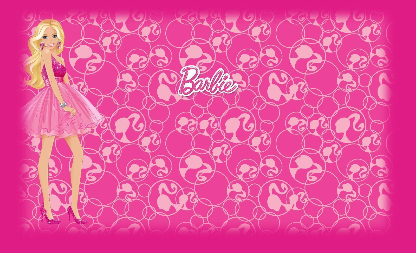 Barbie Pink Backgrounds Wallpaper Cave