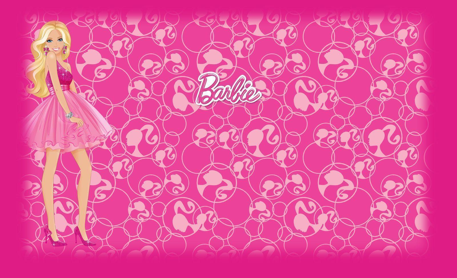 barbie birthday wallpaper - photo #2