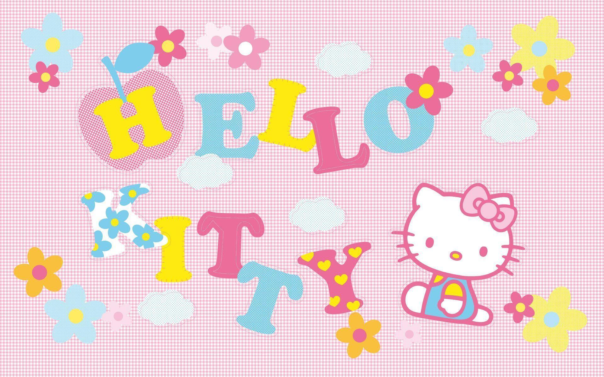 Lovely Hello Kitty Wallpapers