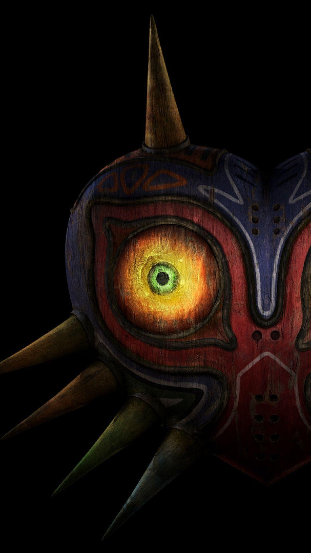 majoras mask wallpapers wallpaper cave