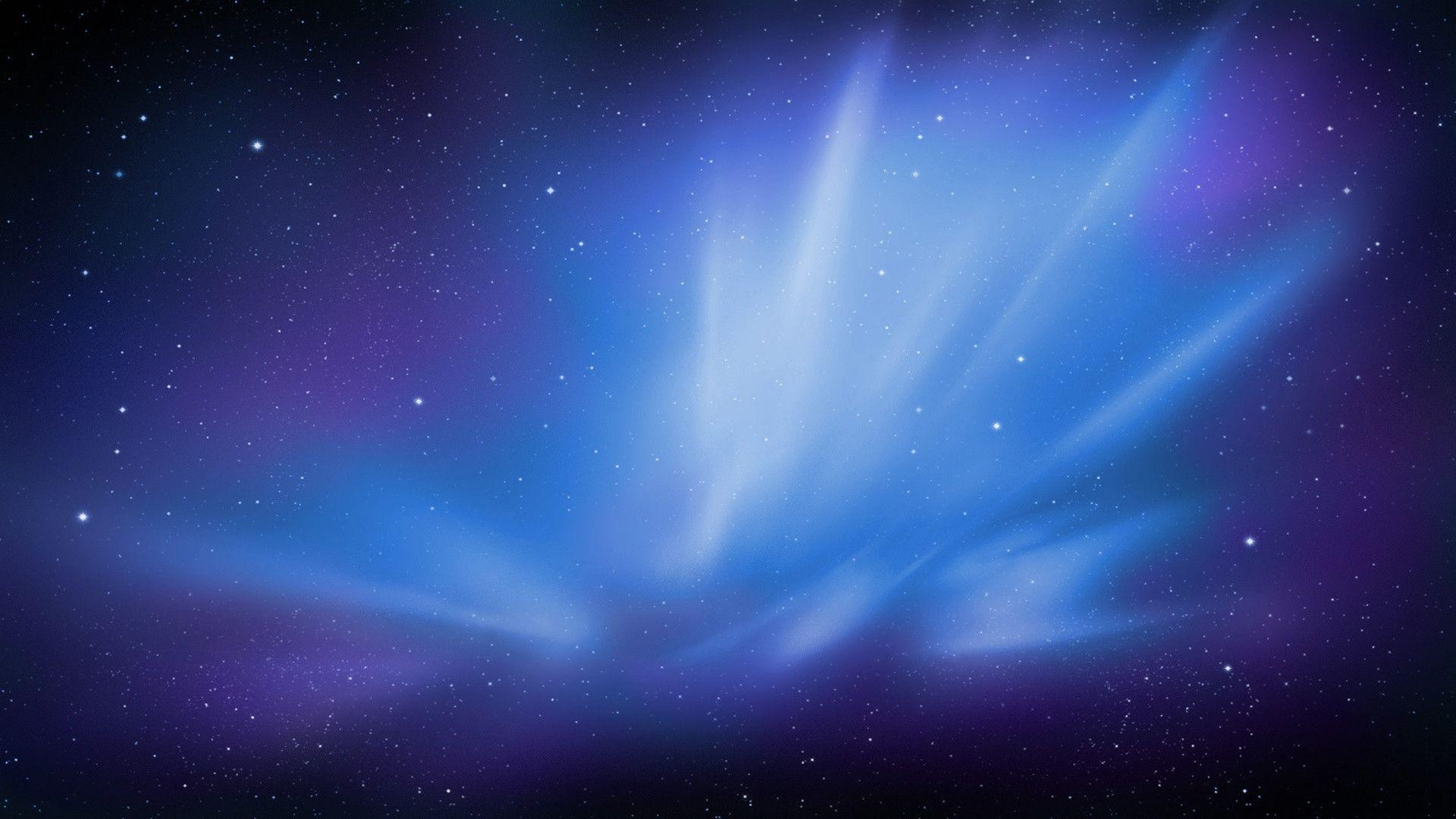 Purple Northern Lights Backgrounds