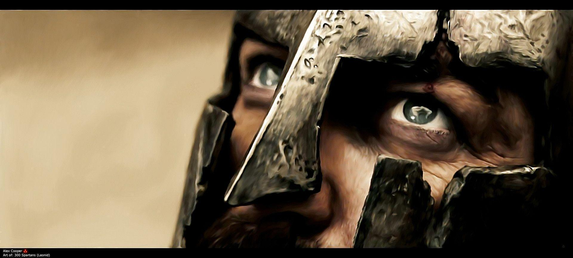 DeviantArt: More Like Art of: 300 Spartans by AlexCooperArt