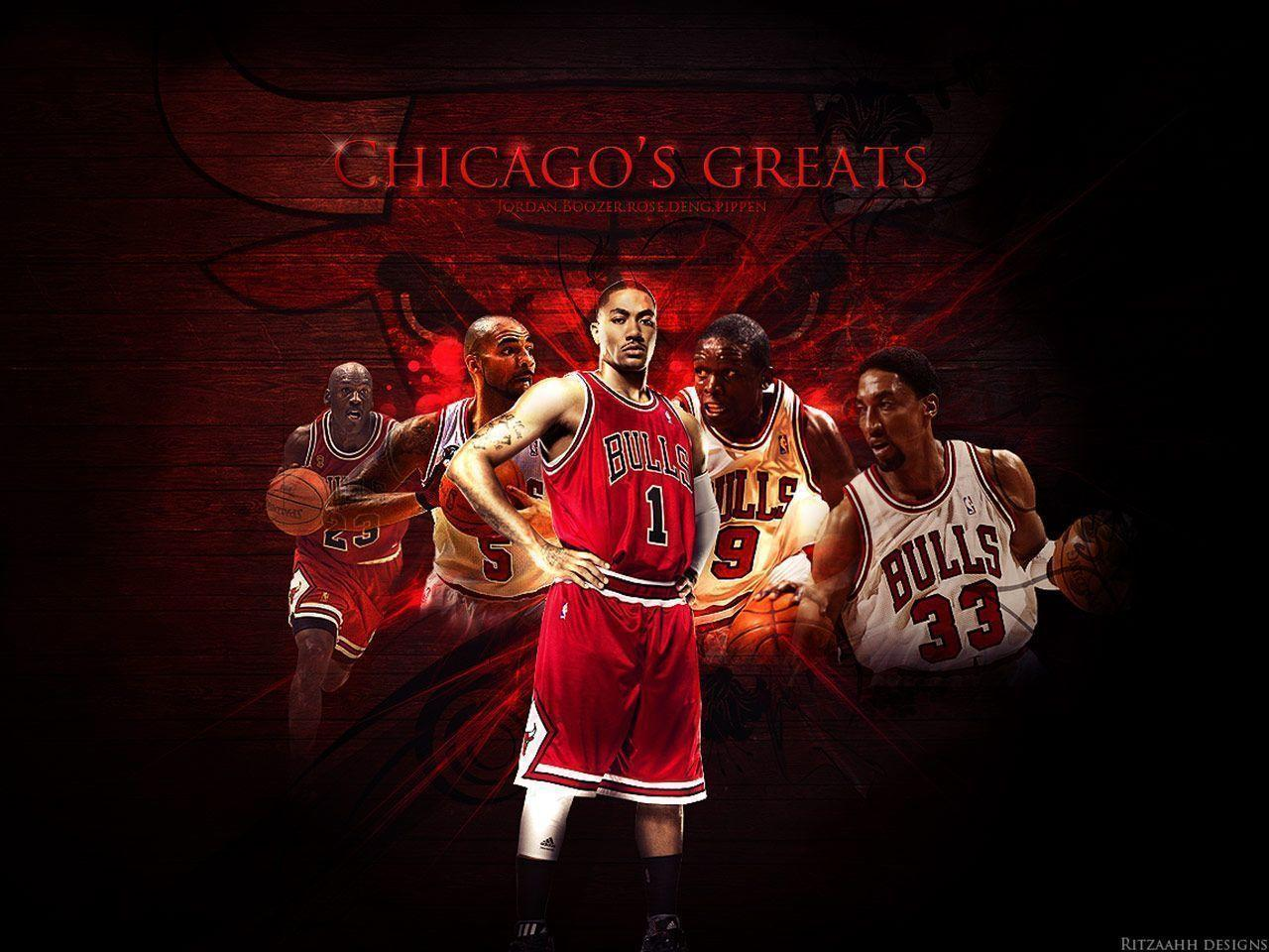 Chicago Bulls Jordan 2 Backgrounds | Wallruru.