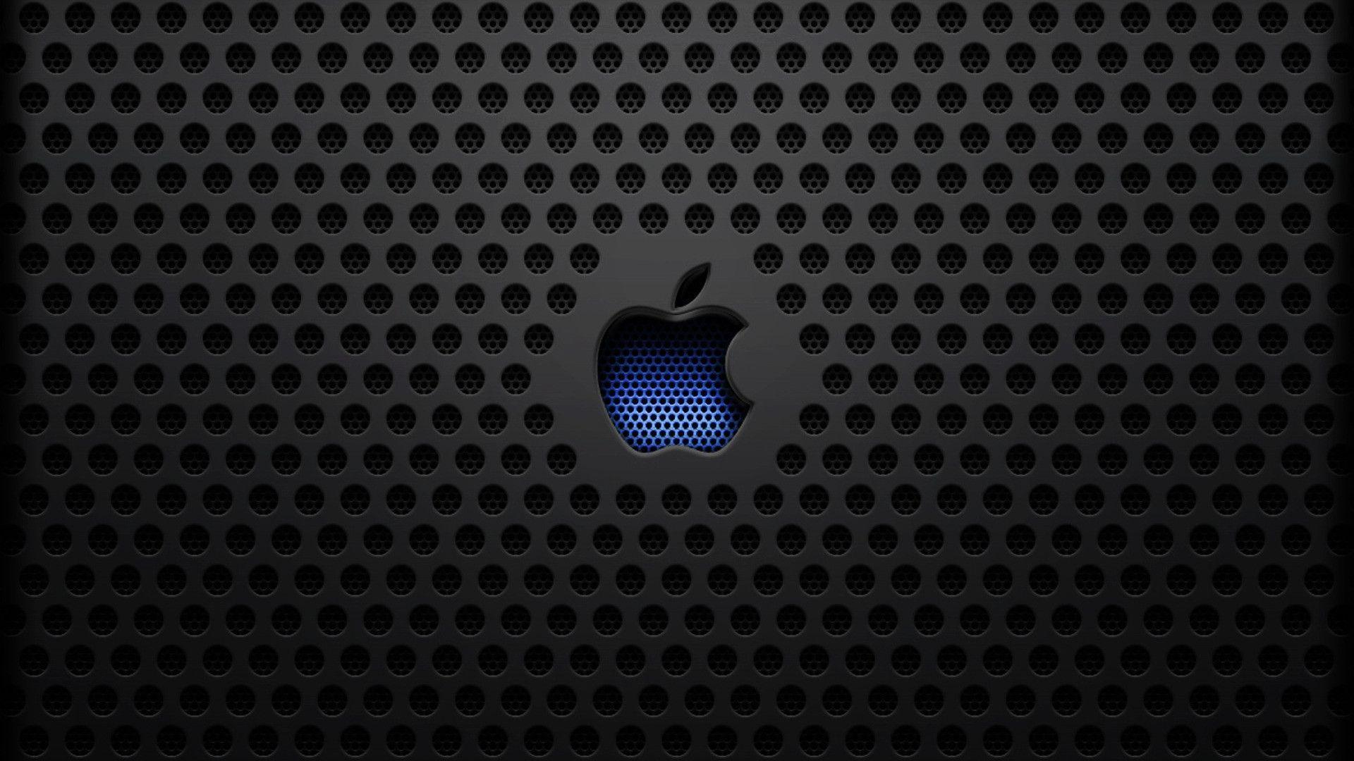 Marvelous Wallpaper Apple Black Pic