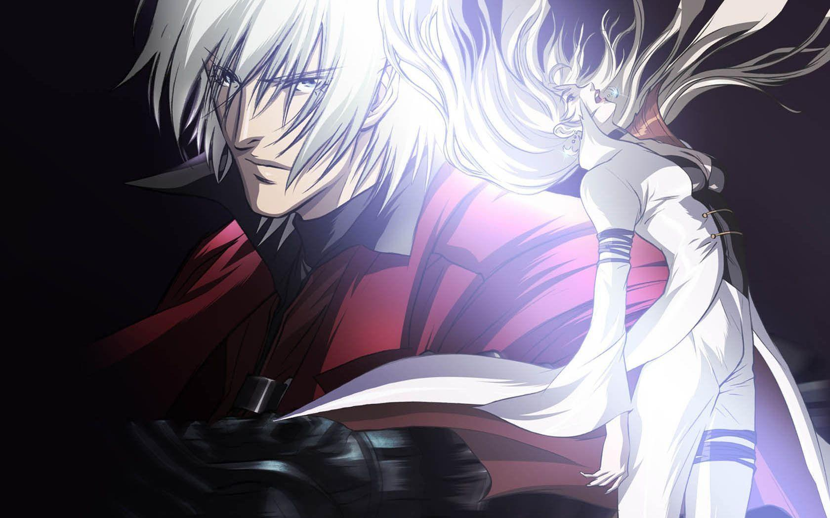 Devil May Cry Anime Wallpapers Wallpaper Cave