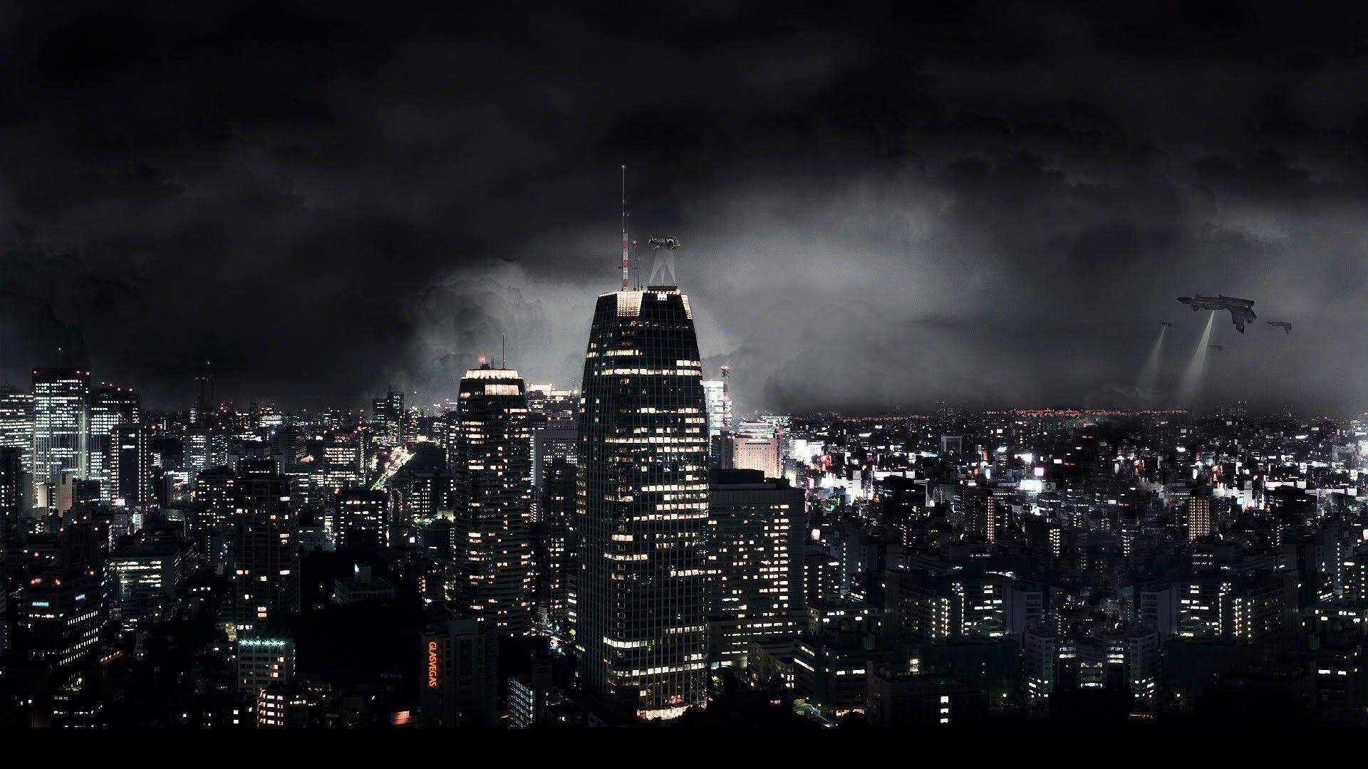 City Skyline Wallpapers Wallpaper Cave