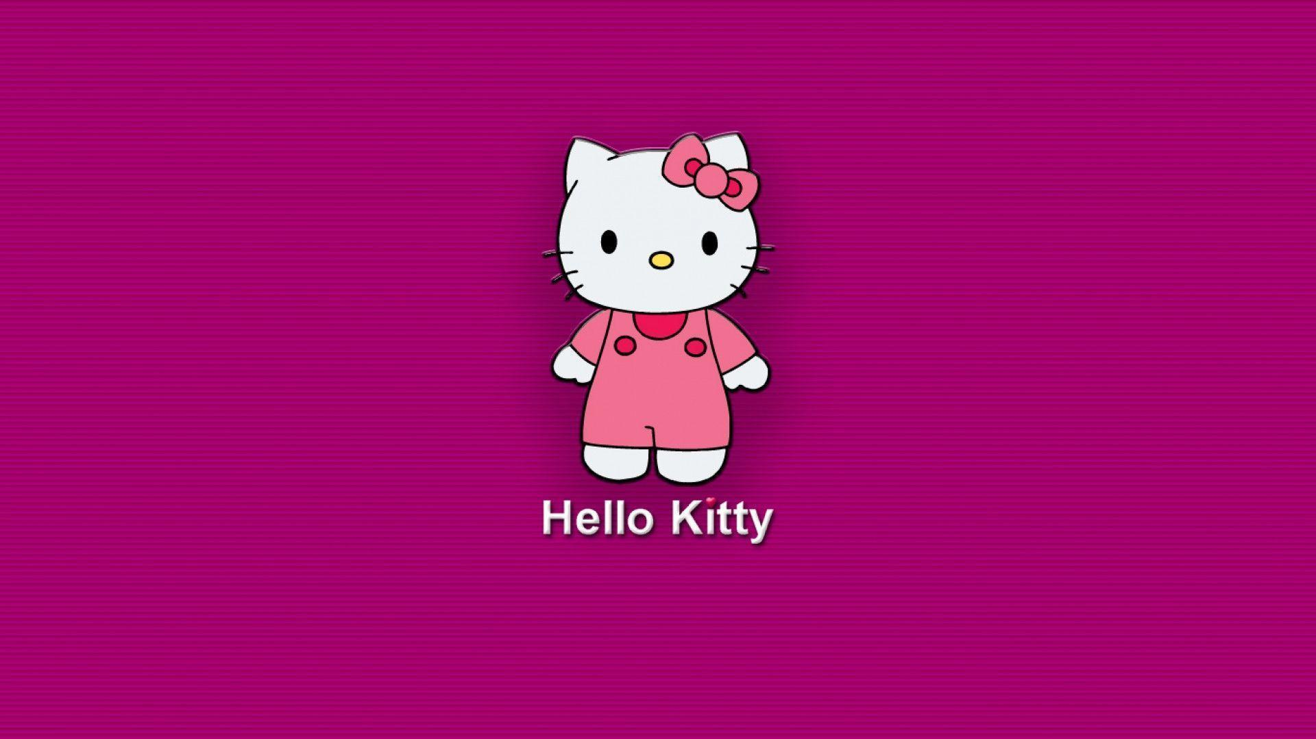 Hello Kitty Backgrounds For Computers Free Hello Kitty Wallp...