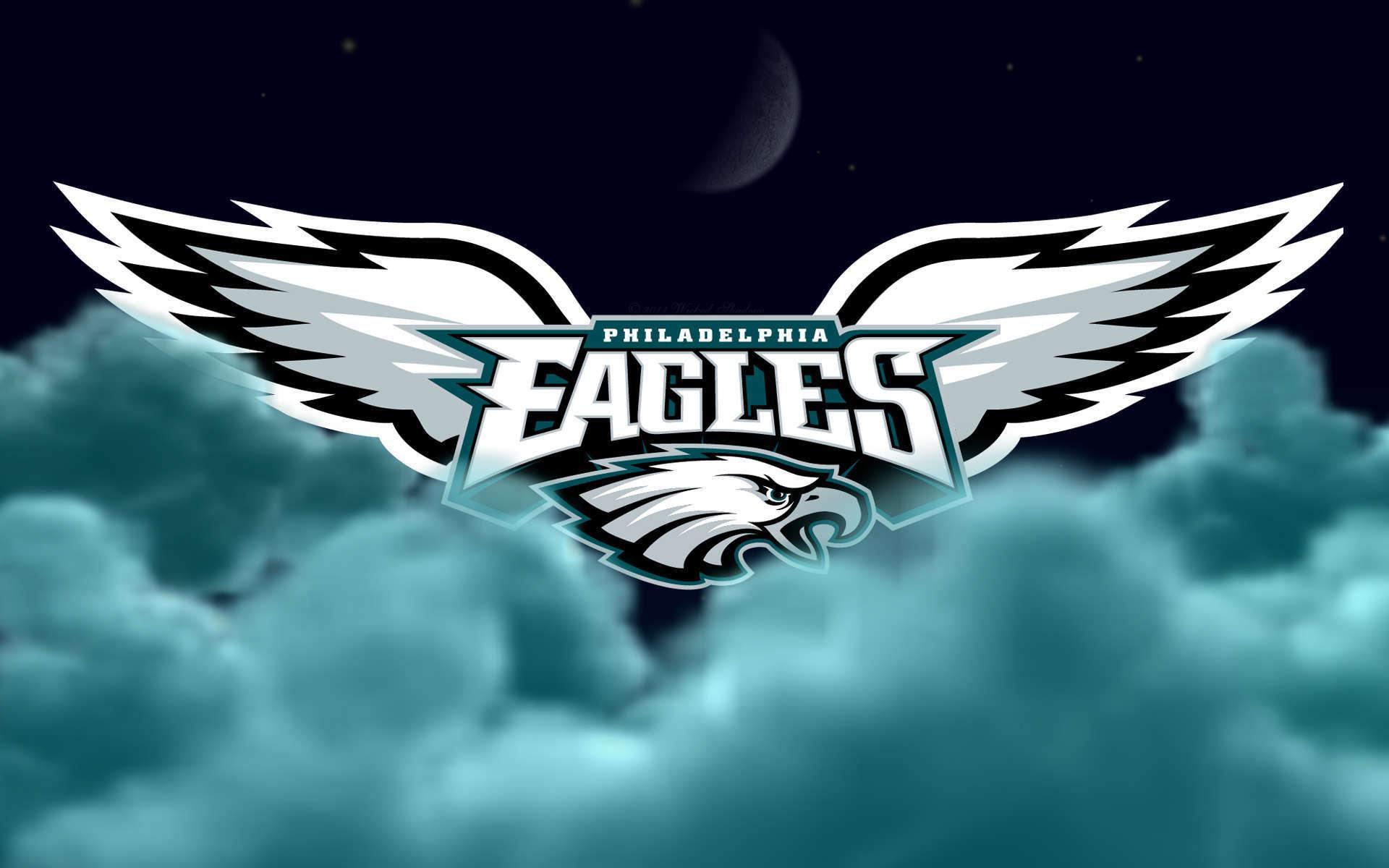 eagles logo wallpapers wallpaper cave