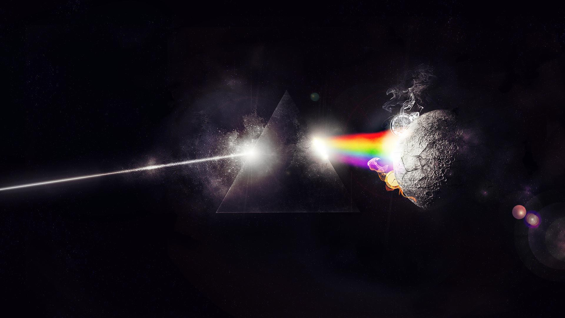 Pink Floyd - The Dark Side of the Moon - HD Wallpapers Image | HD ...
