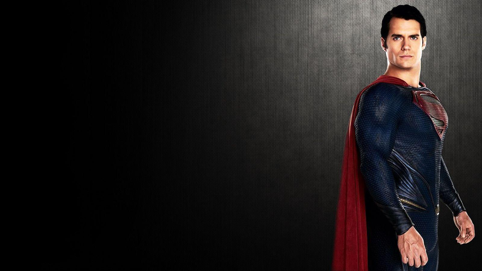 man of steel desktop backgrounds wallpaper cave