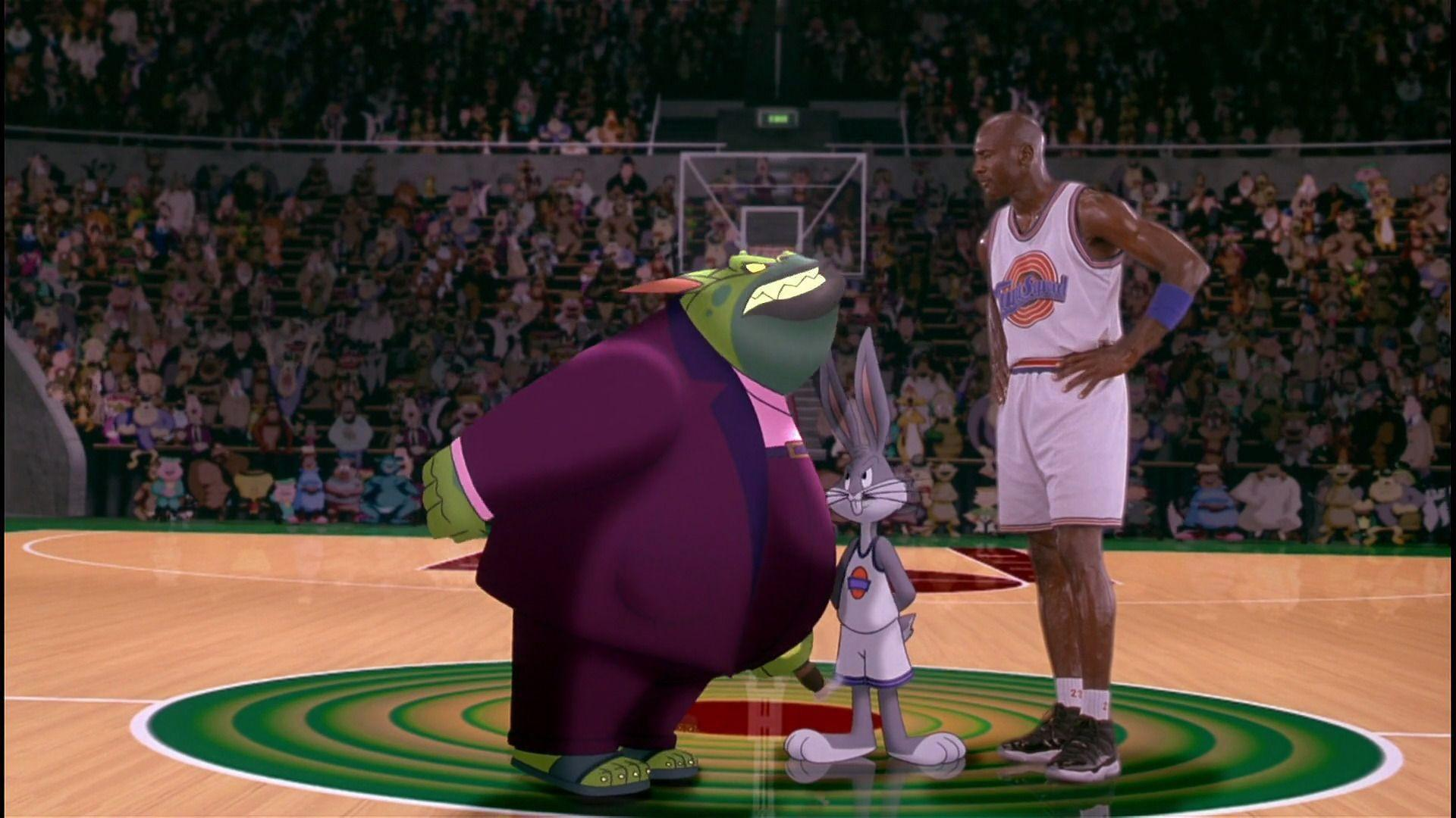Space Jam Zoom Background 6