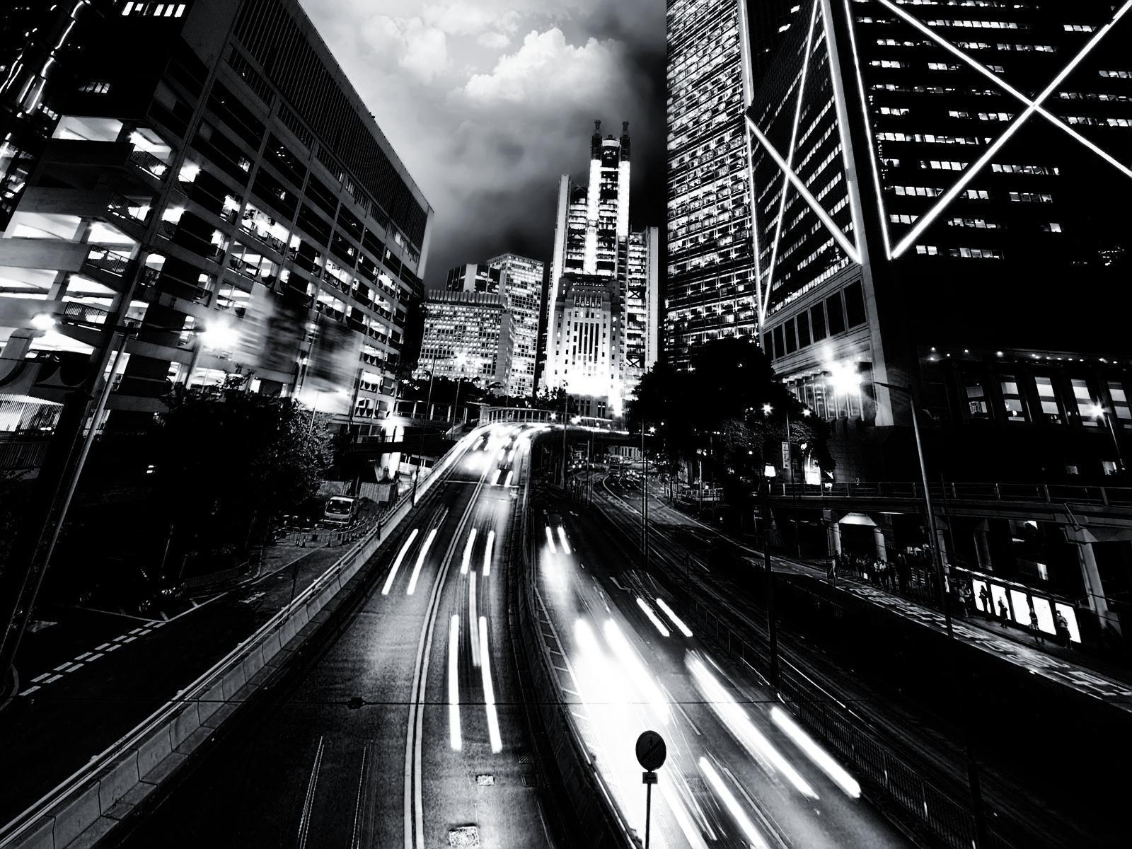 Black And White City Wallpapers Border 13634 Full HD Wallpapers