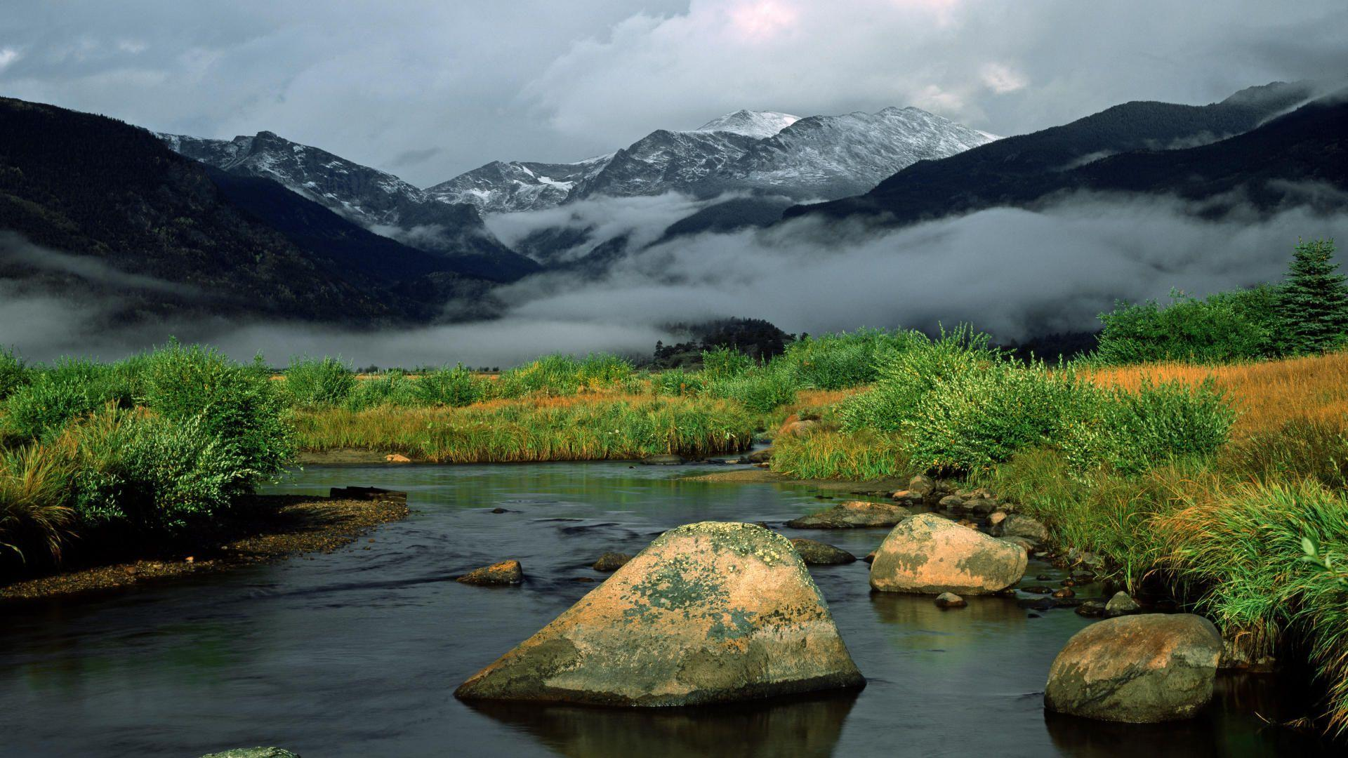 Rocky Mountain National Park Wallpapers - Wallpaper Cave