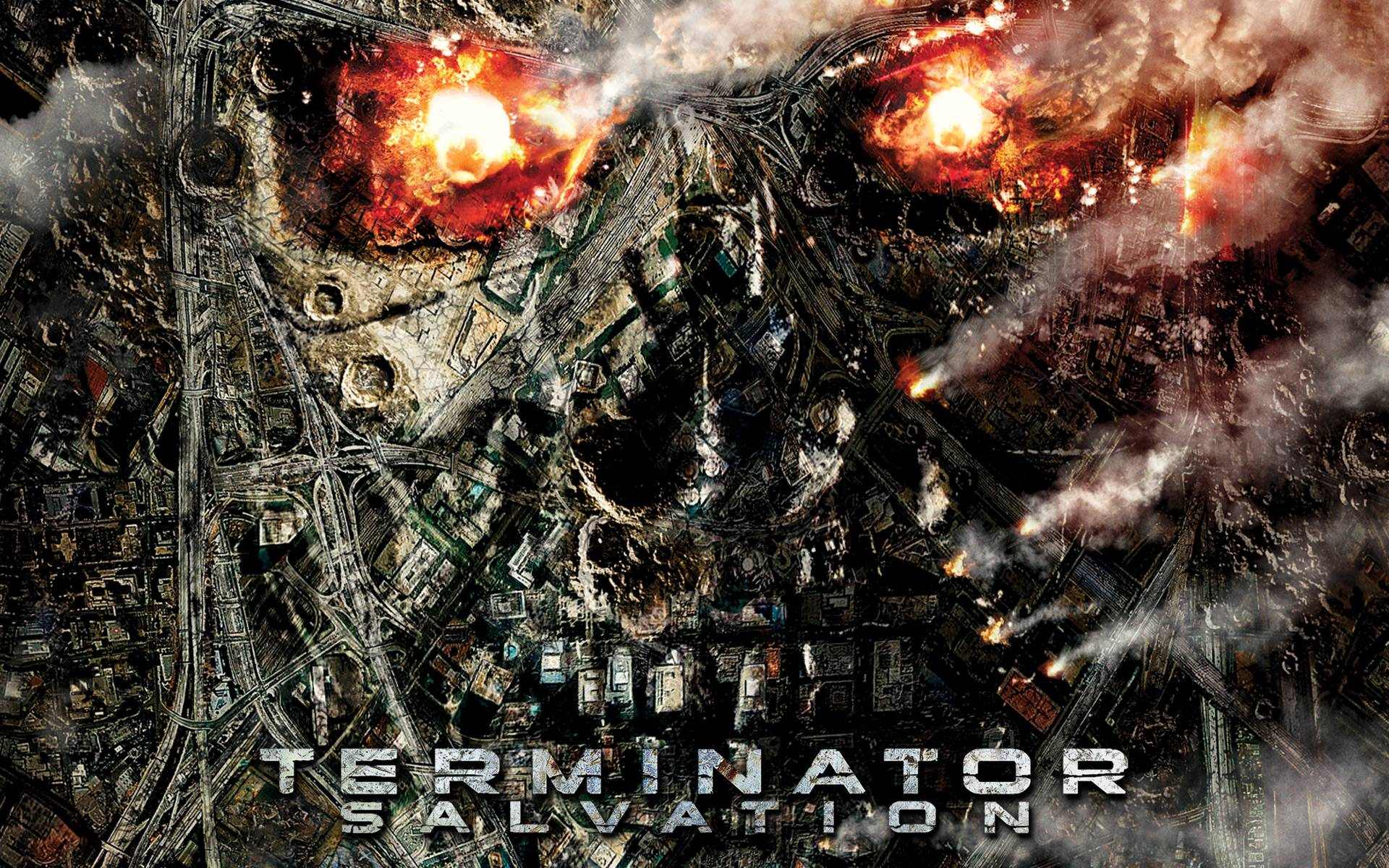 terminator salvation background wallpaper Watch streaming hd terminator salvation, starring christian bale, sam  worthington, anton yelchin,  christian bale in terminator salvation hd  wallpaper.