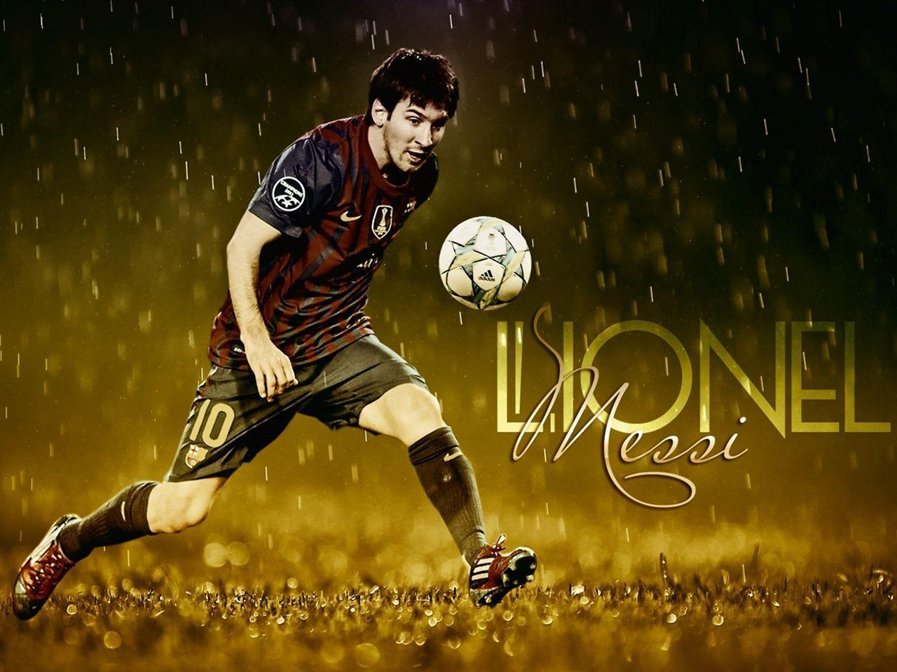 Lionel Messi HD Soccer Wallpaper 4197 Full HD Wallpaper Desktop ...