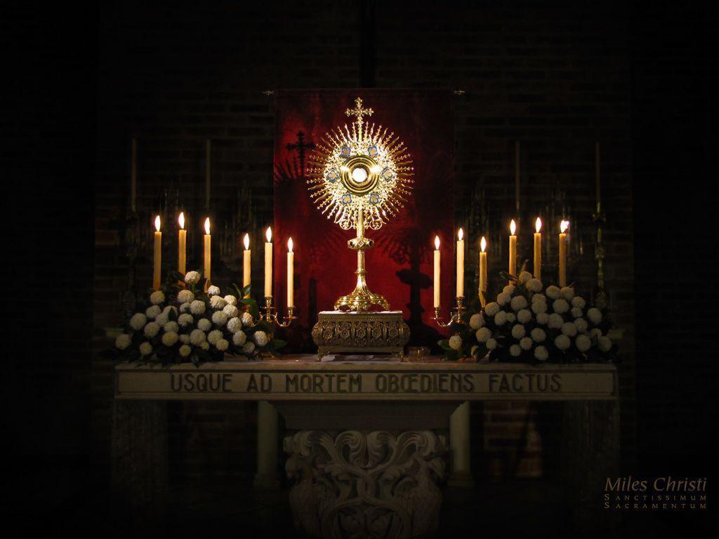 Eucharist Wallpapers - Wallpaper Cave