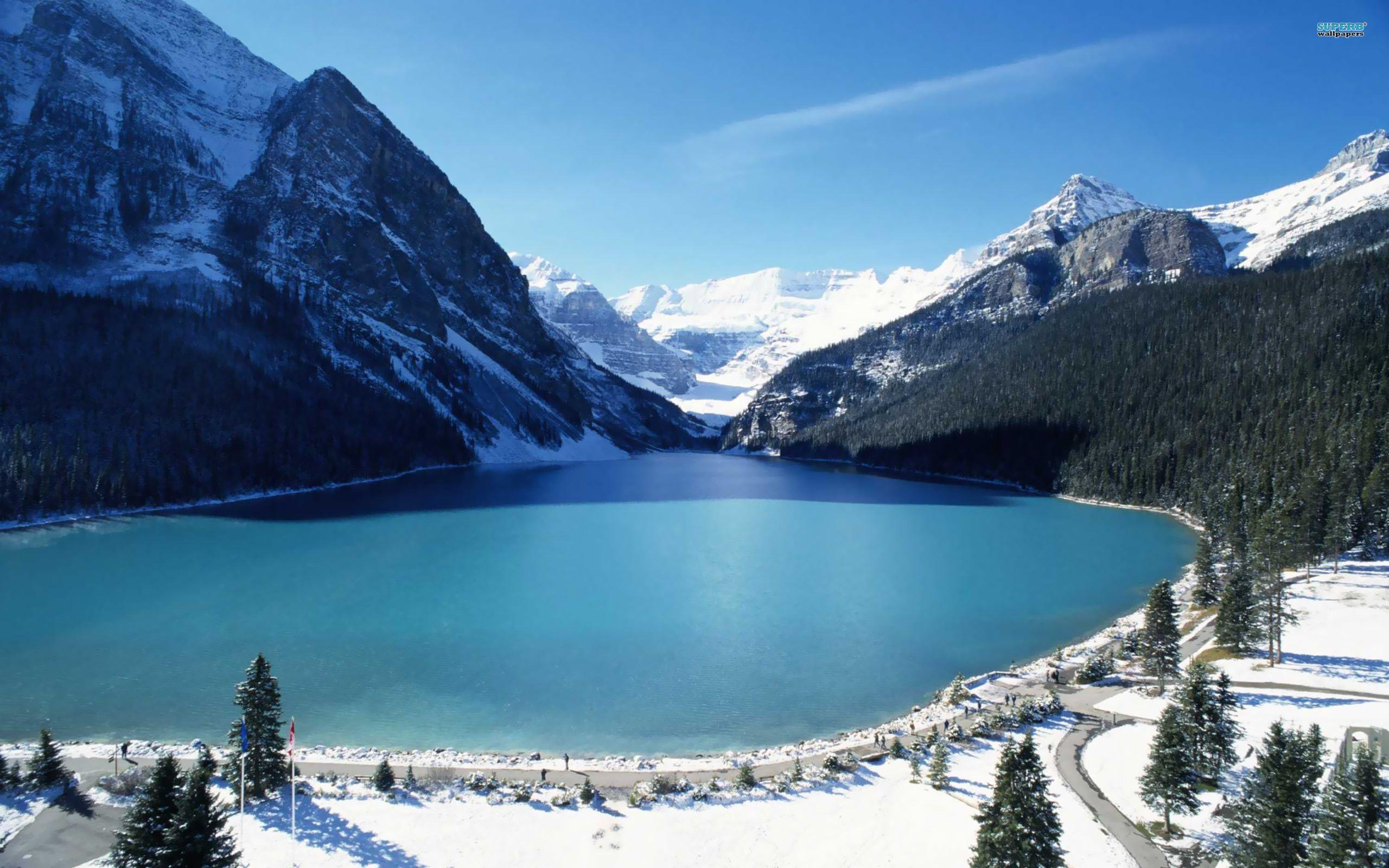 Wonderful Lake Louise Wallpaper Car Pictures