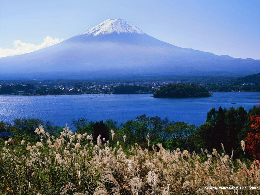 Widescreen Landscapes Wallpapers Japanese Fondecran Wallpapers