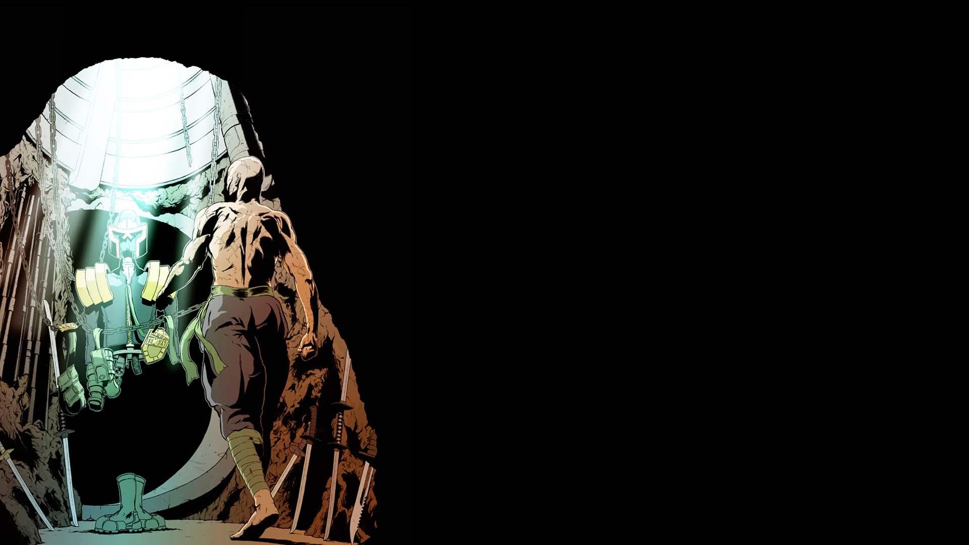 Judge Dredd Wallpapers - Wallpaper Cave