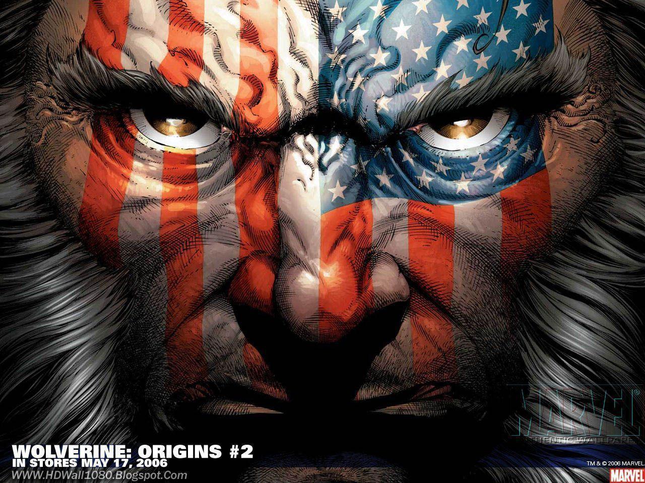wallpaper: X Men Wolverine Hd Wallpapers