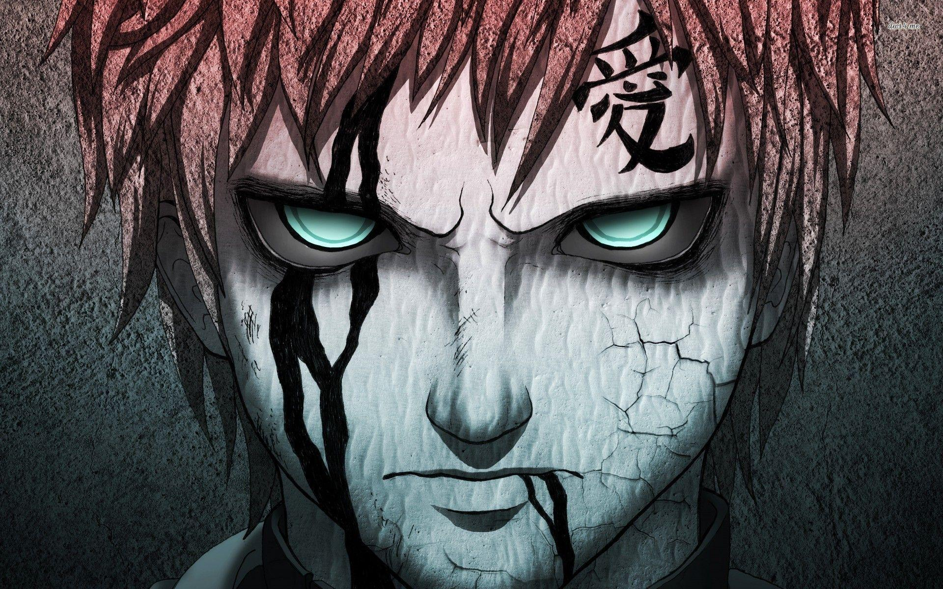 Gaara Wallpapers Shippuden - Wallpaper Cave