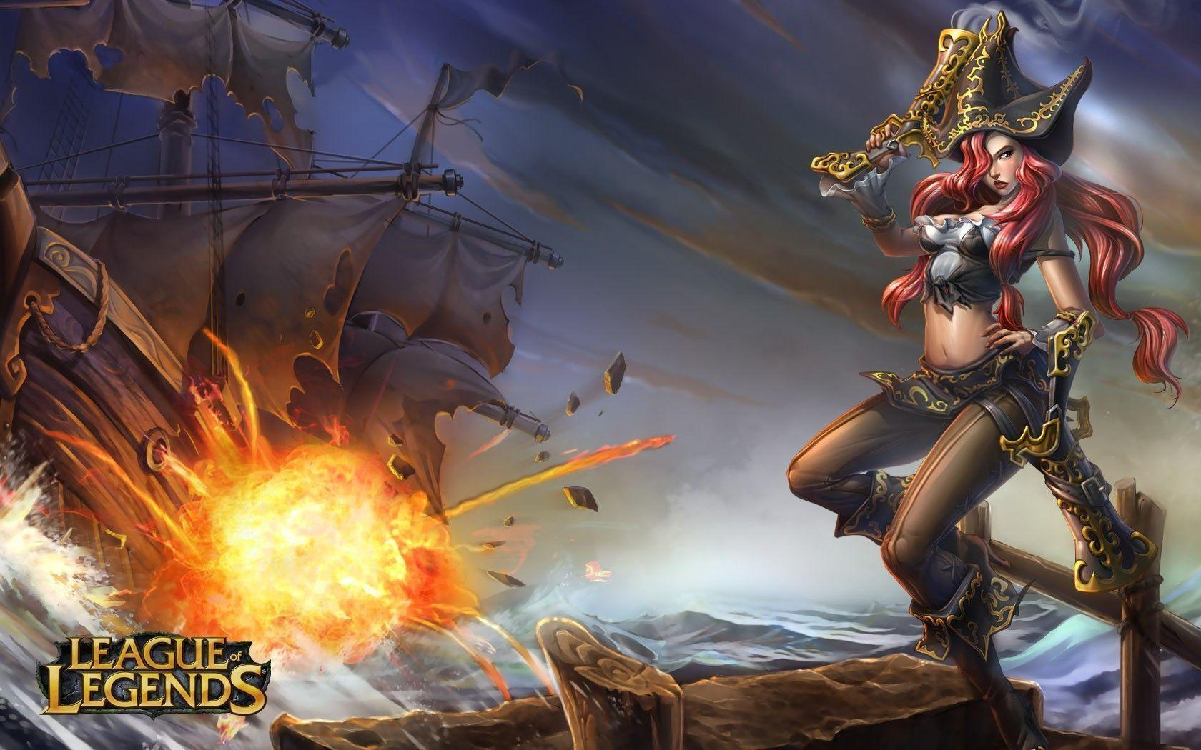 miss fortune wallpapers wallpaper cave