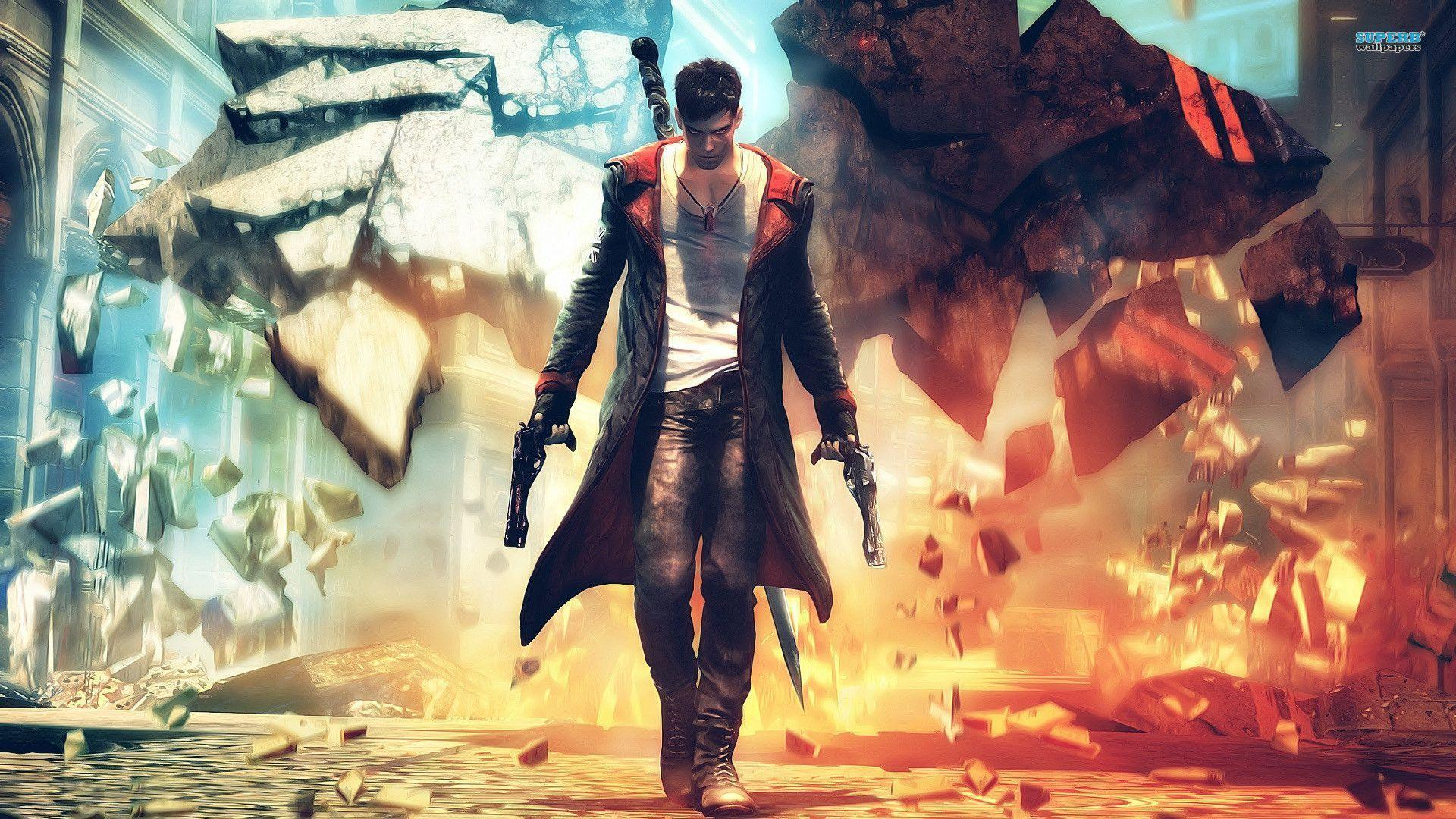 devil may cry hd wallpapers wallpaper cave