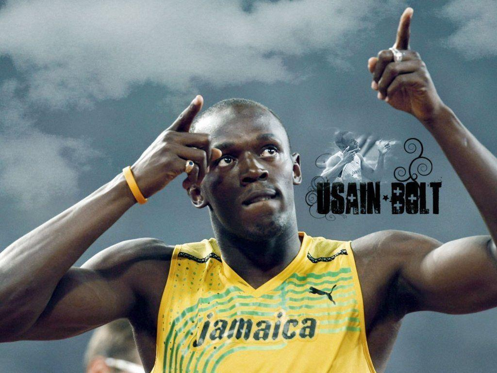 All Sports Players: Usain Bolt New HD Wallpapers 2012