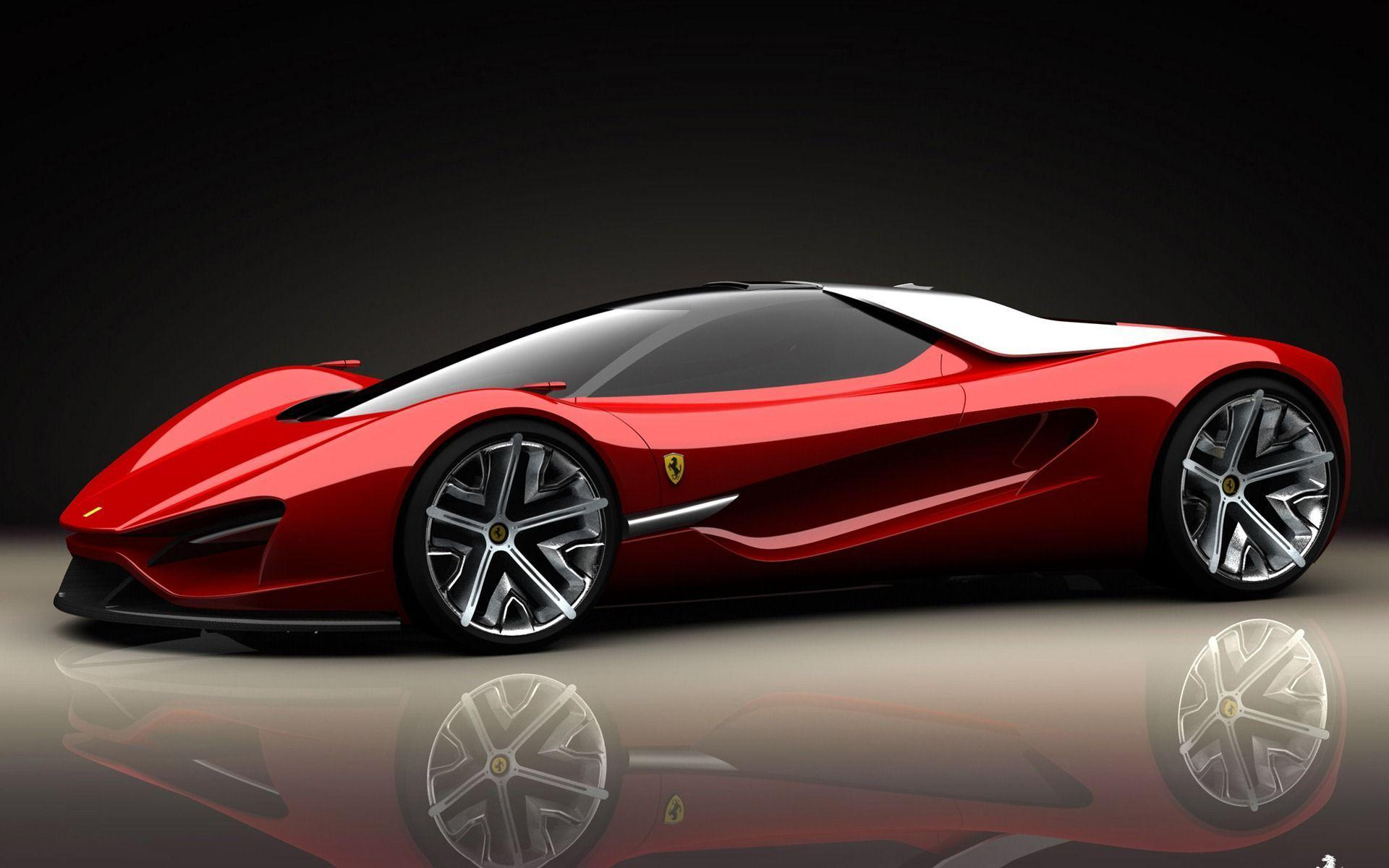 HD Ferrari Wallpapers