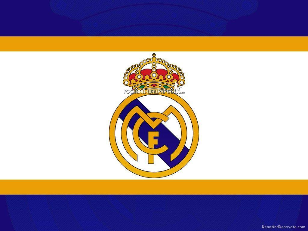 Real Madrid Fc Logo Wallpapers Wallpapers computer