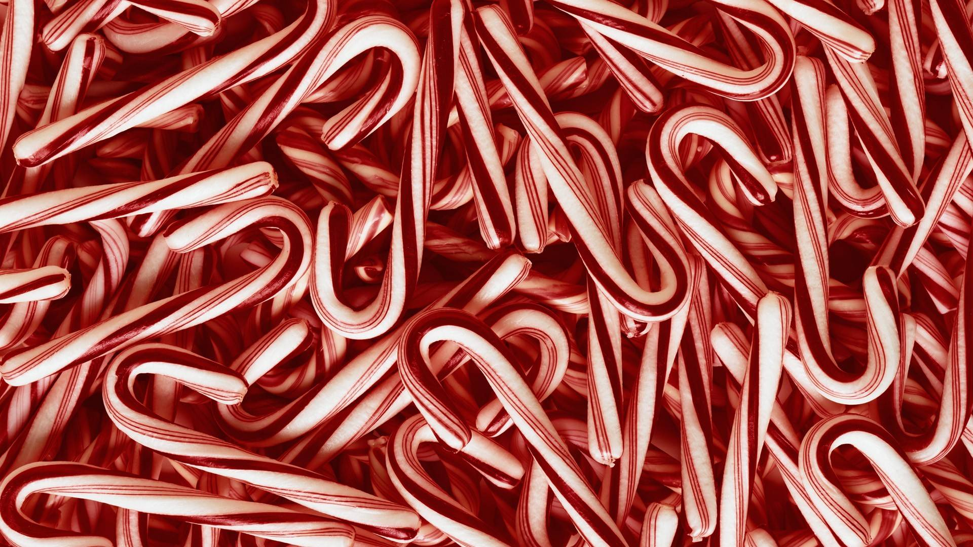 Candy Canes 1920x1080 Wallpaper 1666040