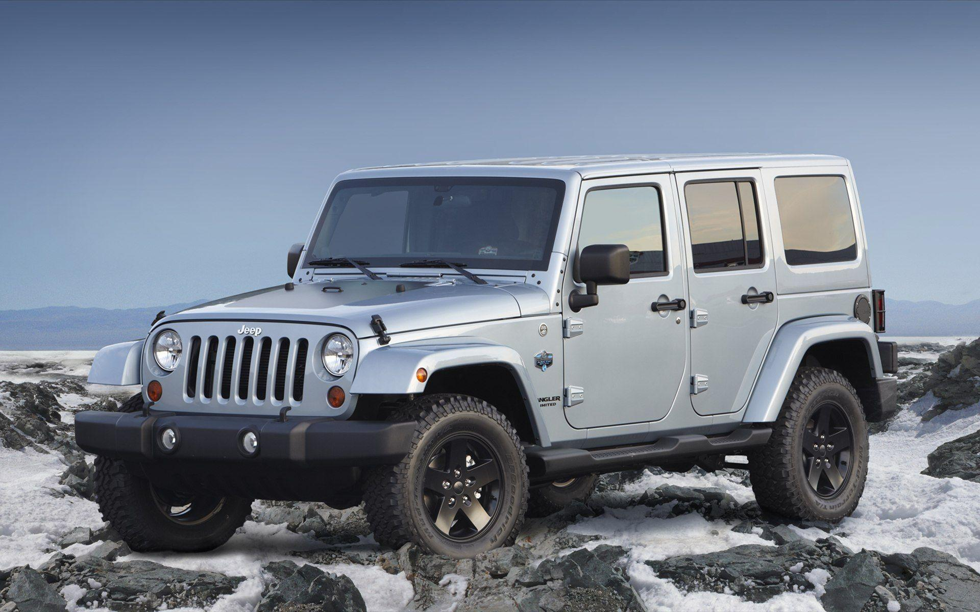 2012 Jeep Wrangler Unlimited Arctic Wallpaper | HD Car Wallpapers