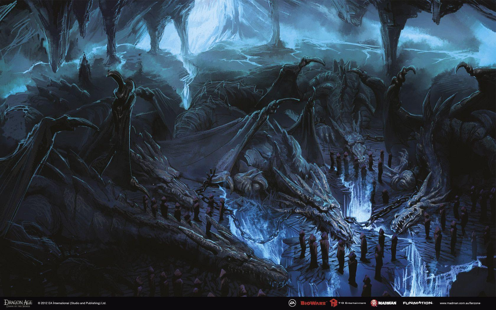 Dragon Age Wallpapers Wallpaper Cave