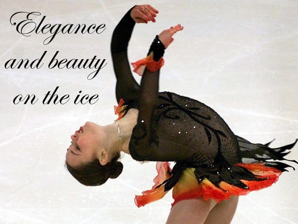 Wallpaper Sasha Cohen - Ice Skating Wallpaper (10280916) - Fanpop