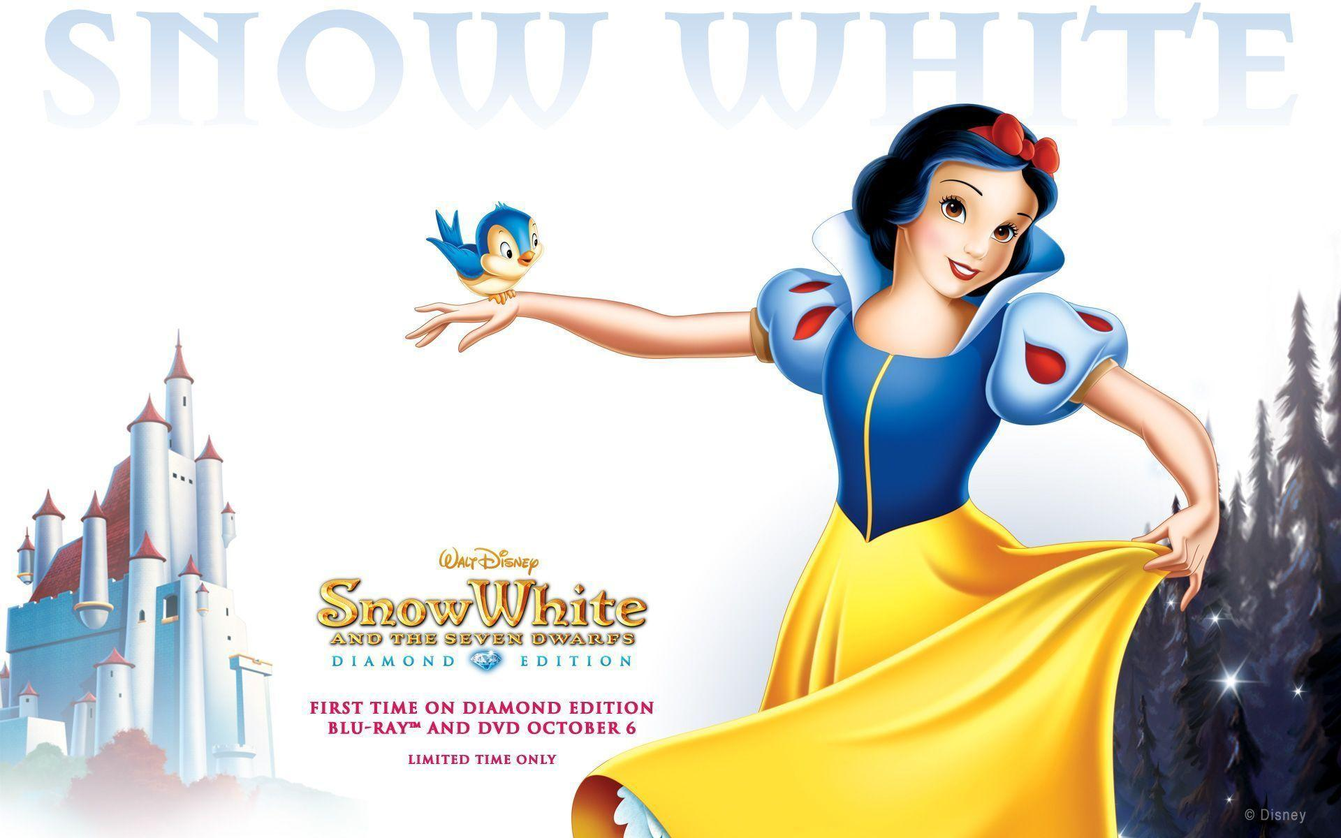 Wallpapers For > Snow White Wallpapers