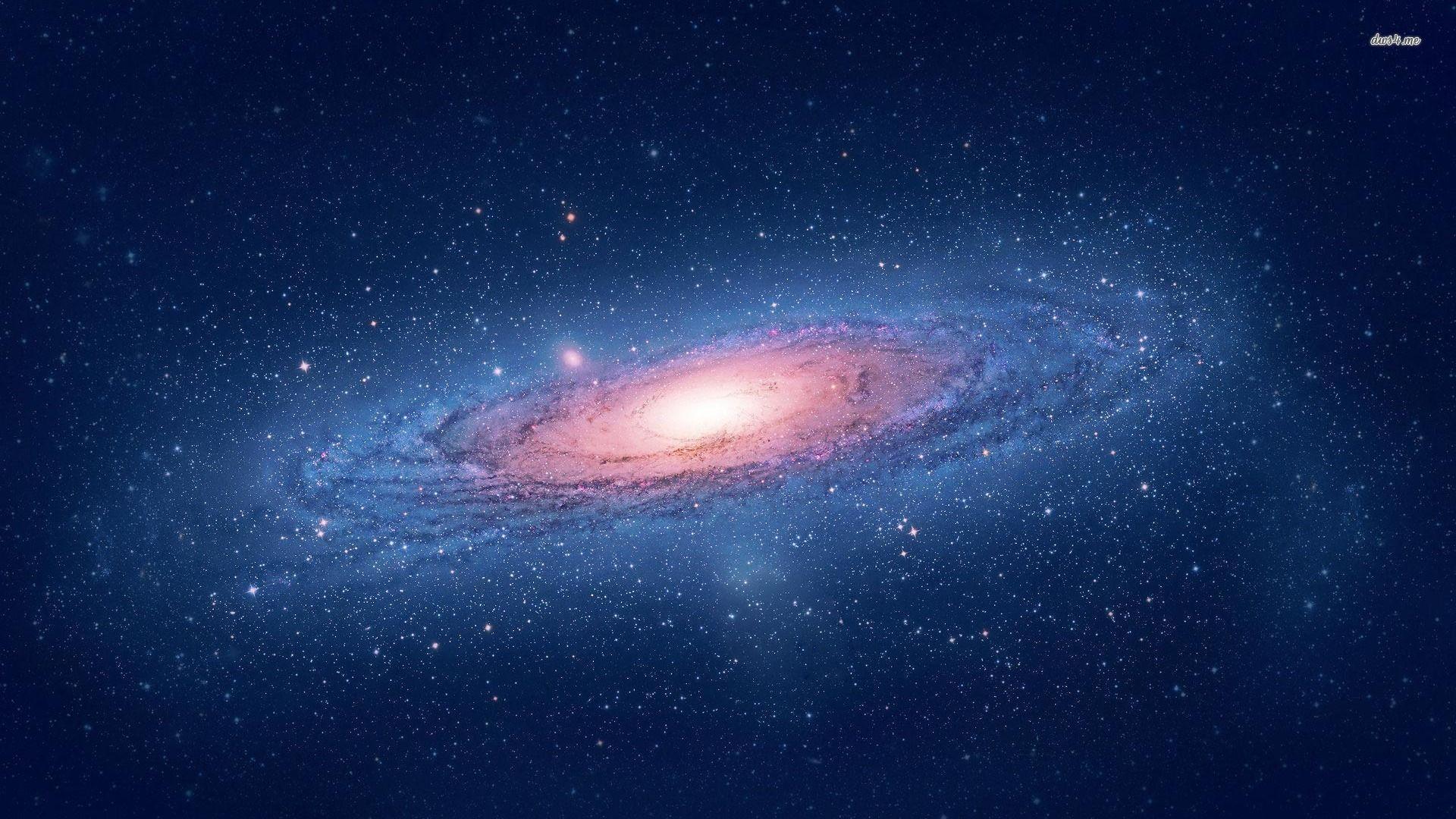 1667 Andromeda Galaxy Nasa 1920x1080 Space Wallpaper