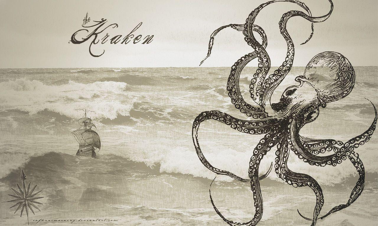 kraken wallpaper wallpapers jhonyvelascojpg - photo #21