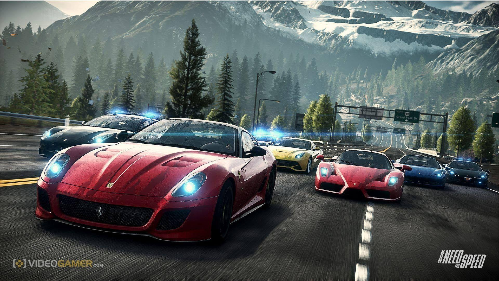 Need For Speed Wallpapers Wallpaper Cave