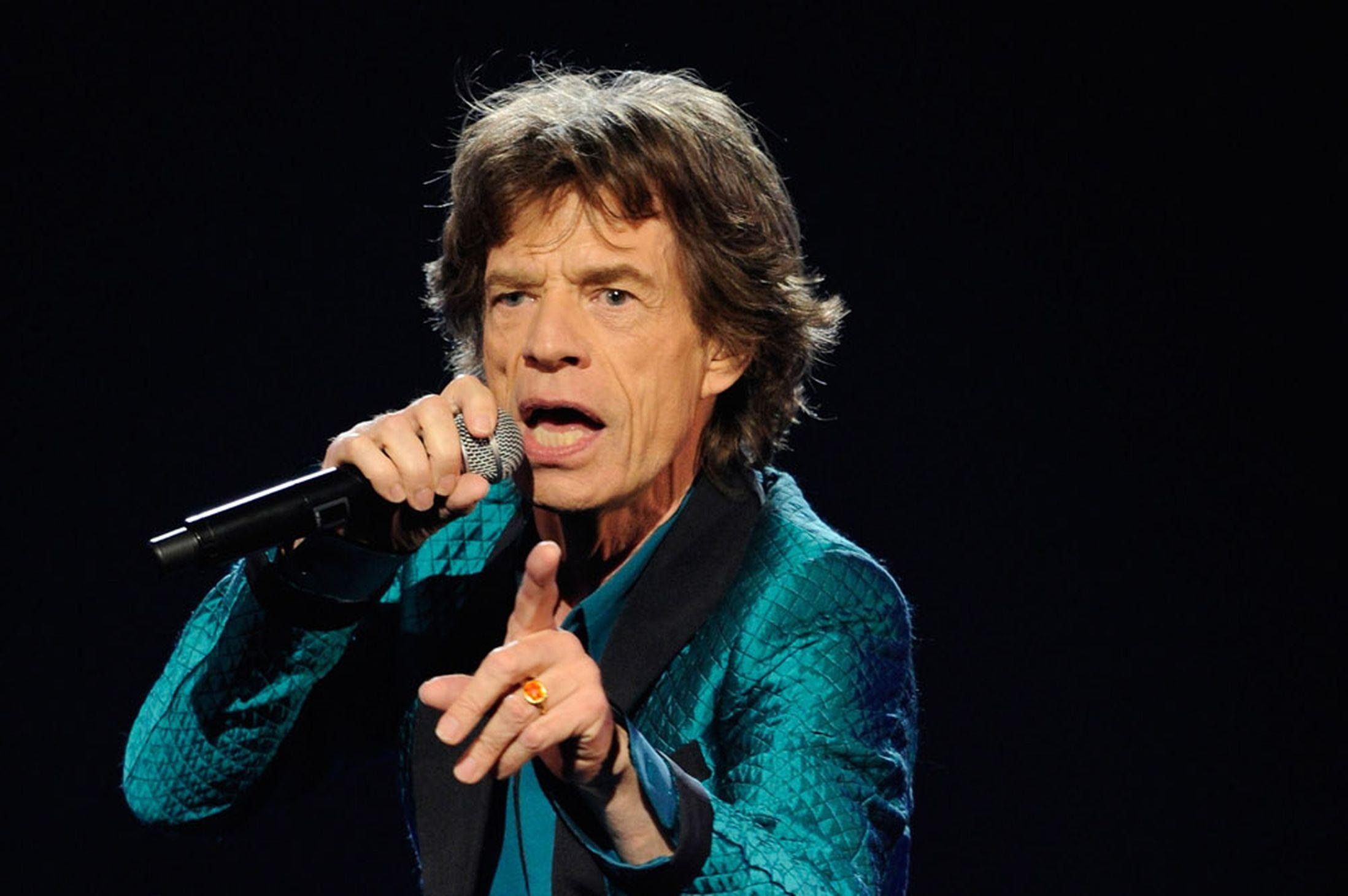 Mick Jagger 1 - Wallpapers AM